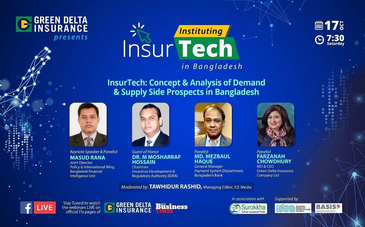 InsurTech: Concepts and analysis of demand and supply side prospects in Bangladesh